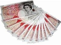 cash paid for all cars /vans/4x4