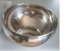 Birks Sterling Silver Bowl 61/14 - 322 Grams