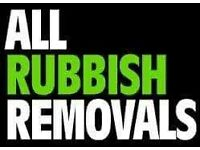 WOW 50% OF QUICK WASTE REMOVAL ANY RUBBISH SAME DAY CALL MAN AND VAN QUOTES 07749788779 CLEARANCES