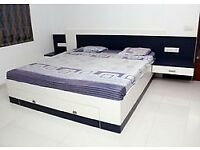double bed for sale with matress