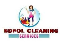 Professional End of Tenancy Cleaning - 1 room free Carpet washing