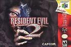 Resident Evil 2 N64 Games
