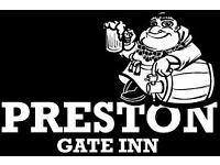 Sous Chef sought for a small but busy village Pub in Bude Cornwall.