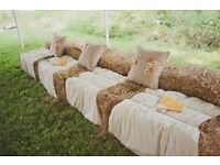 Garden Seating/Dispalys FREE DELIVERY