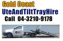 Gold Coast Ute and Tilt Tray Hire Burleigh Heads Gold Coast South Preview