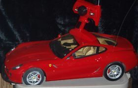 X-Large Ferrari Special Collectors Remote Control car