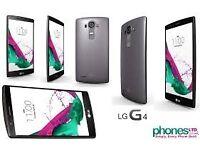 Sim Free LG G4 Black 32GB