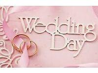 EXPERIENCED WEDDING & SALES COORDINATOR REQUIRED IN EDINBURGH