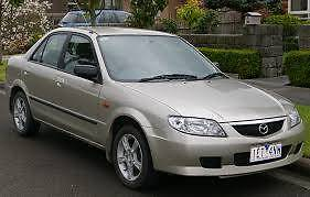 Mazda 323 WRECKER CALL US FOR ANY MAZDA 323 AUTO PARTS CALL NOW