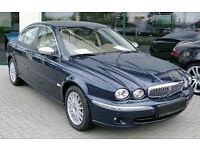 Jaguar x types