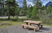 Travel Trailer Rentals-July 17-24, Aug and Sept