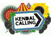 Kendal calling live in vehicle ticket 2018