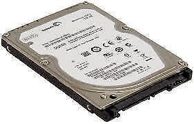 Harddrives HDD 60GB 80GB 120GB 320GB 500GB for Laptops PC