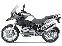 BMW R1200GS WANTED