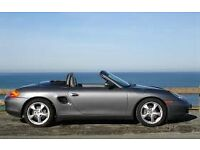 Porsche Boxster Spare or repair Wanted in any condition I will come and collect any place in uk