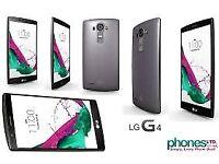 Sim Free LG G4 Black 16GB