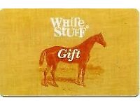 White Stuff GIFT CARD - £150 Value