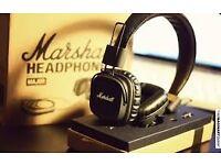 Marshall Headphones (New)