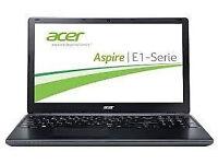 PROFESSIONALLY REFURBISHED ACER ASPIRE E1 4GB RAM 500GB HD INTEL i5 1.8GHZ WEBCAM HDMI 12 MTH WRNTY