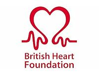 BRITISH HEART FOUNDATION - Volunteering (Shopfloor/Warehouse)