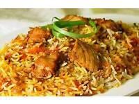 Chicken baryani