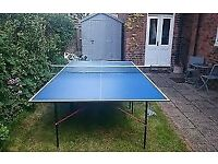 Donnay ping-pong table