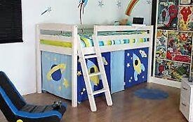 Thuka Mid Sleeper Kids Single Bed