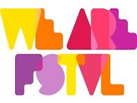 WE ARE FSTVL WEEKEND X2 (£100 each)