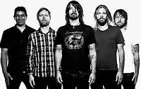 Foo Fighters Hard Copy Tickets For July 8th & July 9th Concert