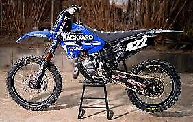 Looking for blown up dirt bike 4 or 2 stroke