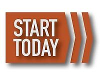 Start Today! ** PCO Drivers required for busy cash circuit **