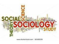 Sociology and Health and Social Care Tuition