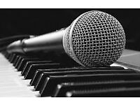 Singing and Piano Lessons