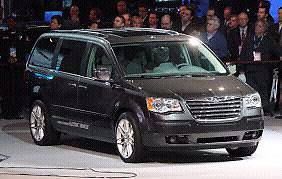 Wanted : Chrysler Town and country