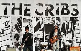 2x Tickets for The Cribs ULU Union London Friday 15.12.2017