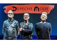Depeche Mode 22 November O2 Arena; 2 Lower Tier Seated Tickets