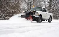 Snow Plowing, Salting and Sanding