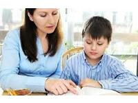 A1 private tutor for children aged 4-11
