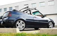 2000 Volkswagen Cabrio GLS Big Turbo 1.8t Convertible