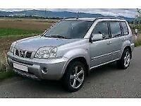 BREAKING FOR SPARES NISSAN X-TRAIL T30 2.0/2.2/2.5 QR20 QR25 YD22 2002-2007