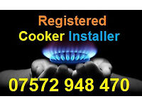 Gas and Electrician - Cooker Installation with Certificate £30 - plumber Hob Safe Corgi Installer