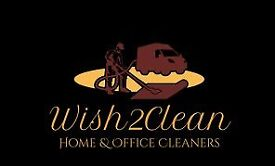 Cleaning services at best price by Wish2Clean