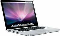 MacBook 2008-2009/core 2 Duo/ 4GB DDR3/ 160GB HDD