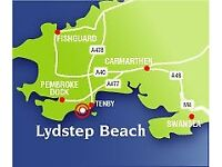 Part exchange your static or touring caravan and join us at Lydstep Beach Village near tenby