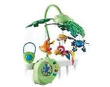 Fisher price cot item with remote control