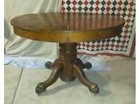 Victorian Maghogany Dining Table