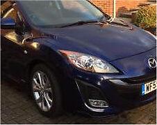 Mazda 3 D-Sport * very low miles* new MOT