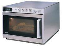 Microwave sanyo 1900w - £75