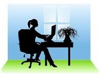 Work part-time from home selling on Social Media