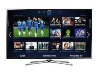 SAMSUNG UE40F6320 40 inch 3D LED Smart TV with Stand